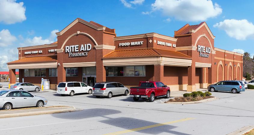 RITE AID 1100 W. Wade Hampton Blvd, Greer, SC 29650