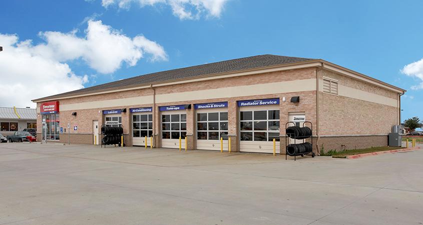 Firestone Complete Auto Care Tx Matthews