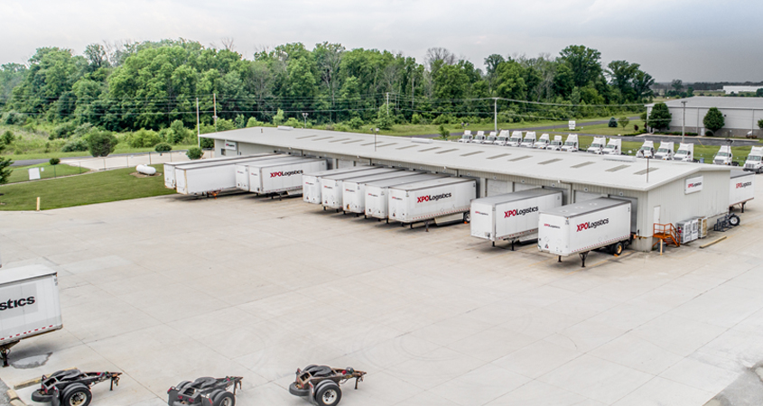 XPO LOGISTICS - Richmond, IN | MATTHEWS