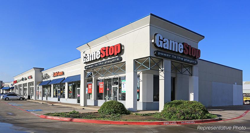Gamestop Strip Center Laurel Ms Matthews