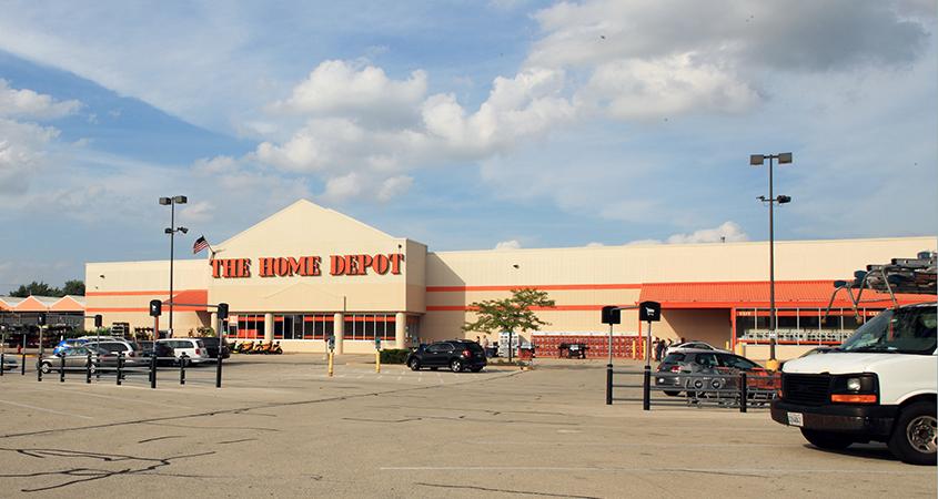 HOME DEPOT - Joliet, IL | MATTHEWS